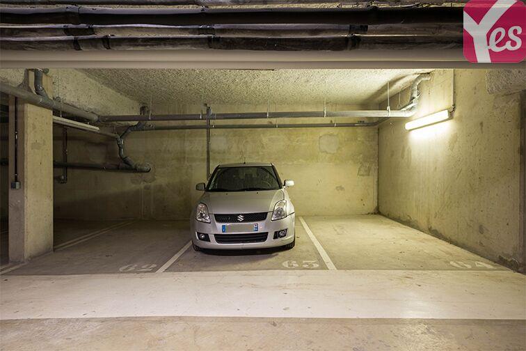 Parking Gravelle - Paris 12 pas cher
