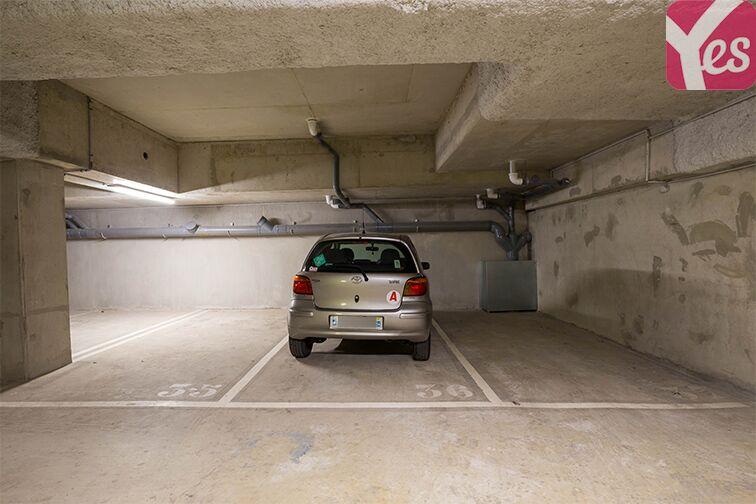 Parking Gravelle - Paris 12 Paris