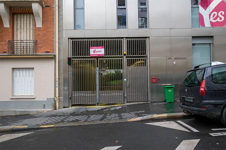 Parking Gravelle - Paris 12 à louer