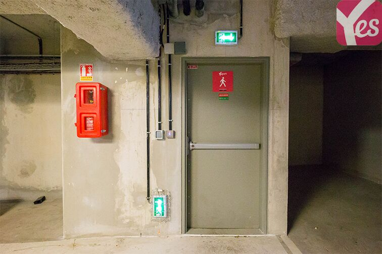 Parking Gravelle - Paris 12 sécurisé