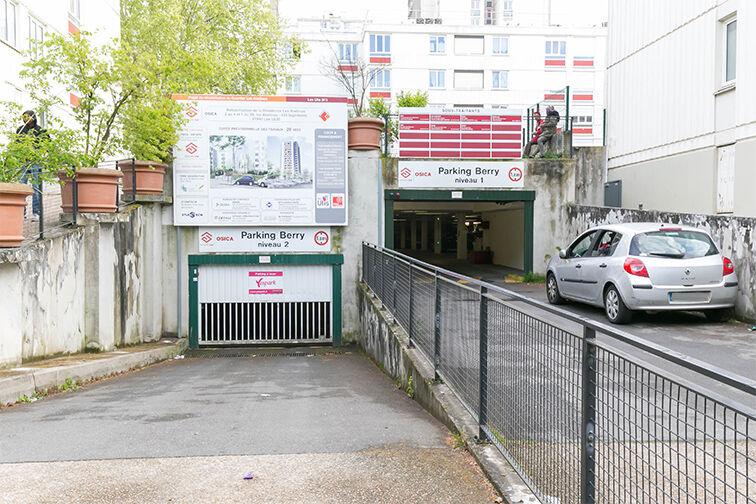 Parking Mairie - Résidence les Avelines - Les Ulis location mensuelle