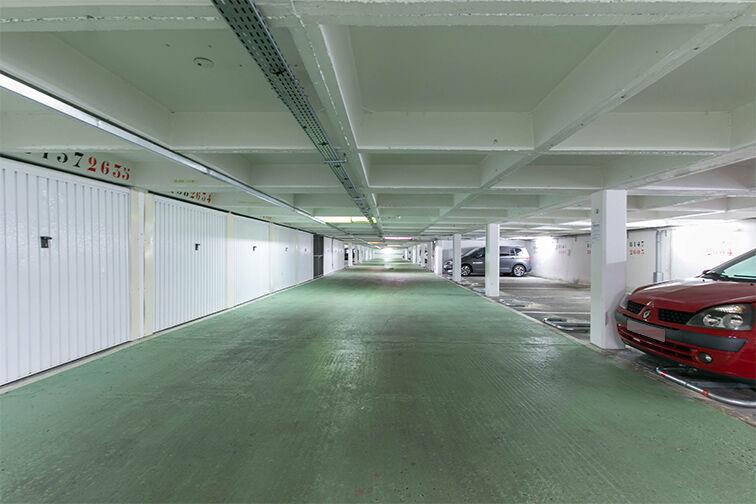Parking Mairie - Résidence les Avelines - Les Ulis 24/24 7/7
