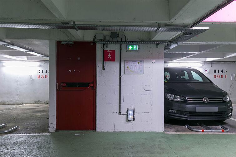 Parking Mairie - Résidence les Avelines - Les Ulis en location