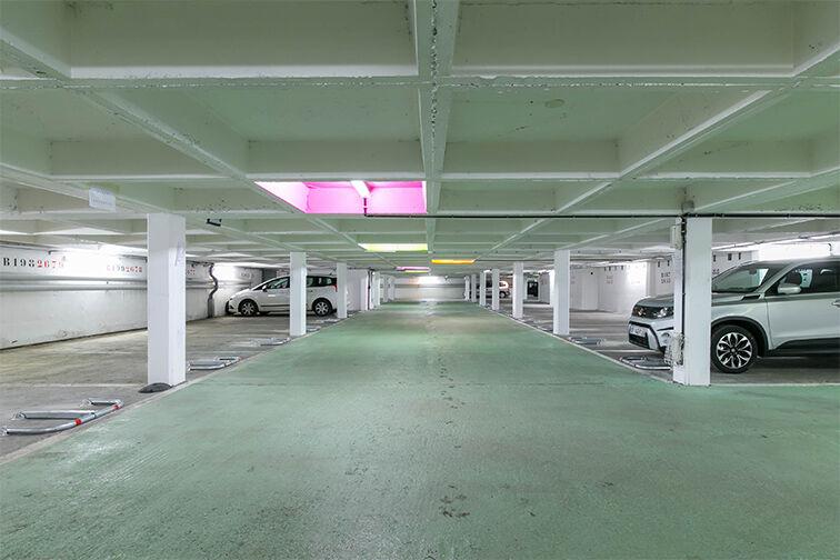 Parking Mairie - Résidence les Avelines - Les Ulis à louer