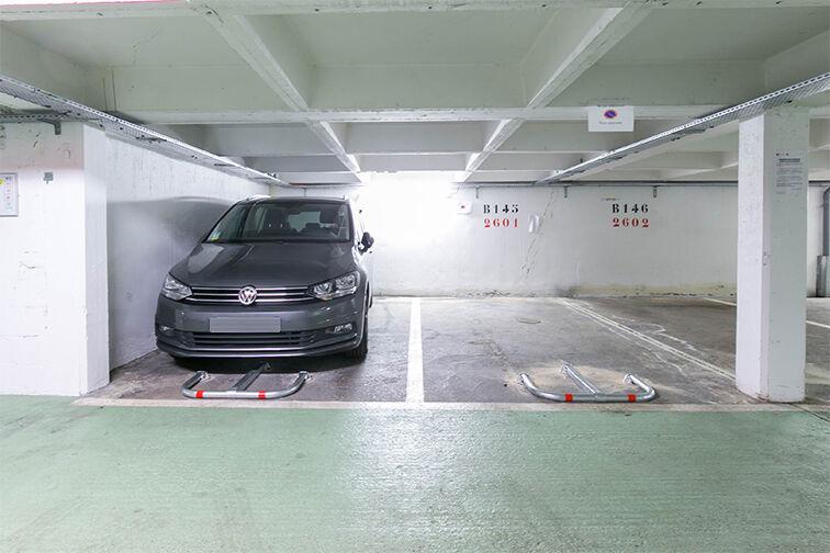 Parking Mairie - Résidence les Avelines - Les Ulis caméra