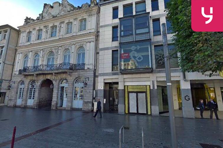 Parking Beffroi - Porte de Valenciennes - Armes - Douai 24/24 7/7
