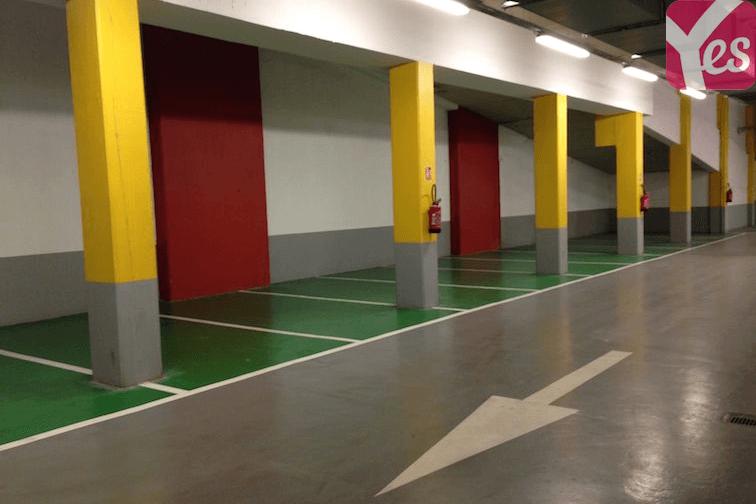 location parking Institut d'Art Contemporain - Villeurbanne