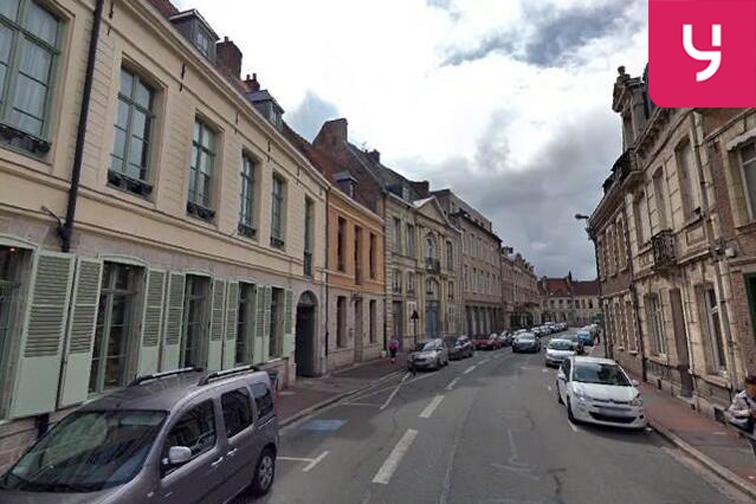 Parking Beffroi - Université - Douai (box aérien) 24/24 7/7