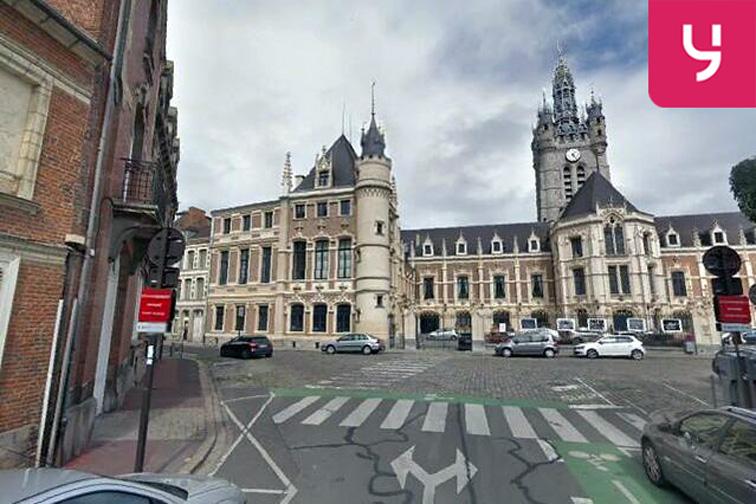 Parking Beffroi - Université - Douai gardien