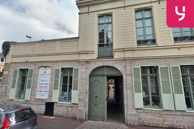 Parking Beffroi - Université - Douai location