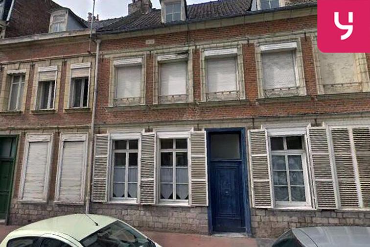 location parking Beffroi - Université - Douai