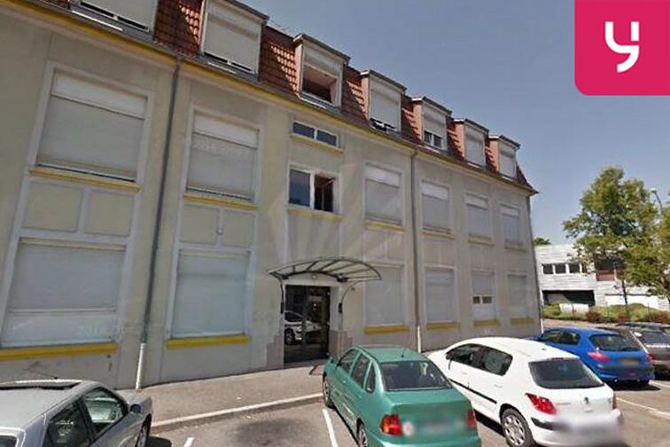 Location parking Avignon - Mulhouse