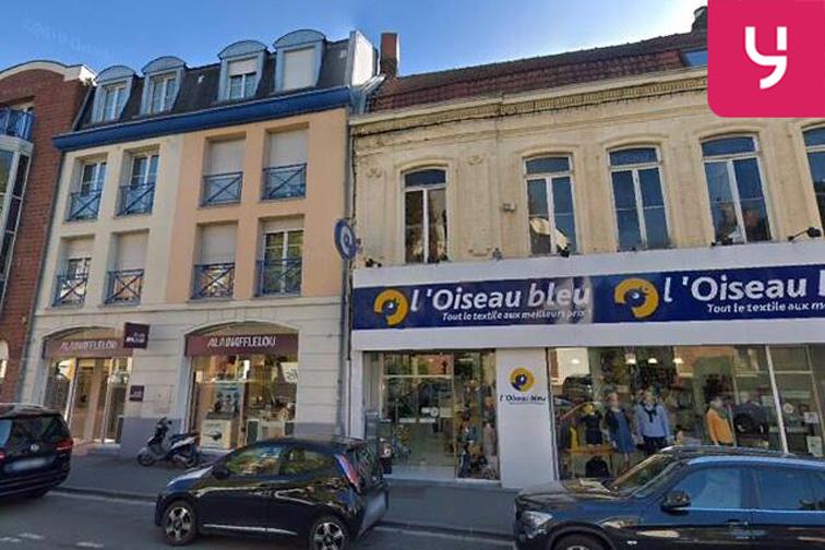 Parking Rue du Général de Gaulle - La Madeleine sécurisé