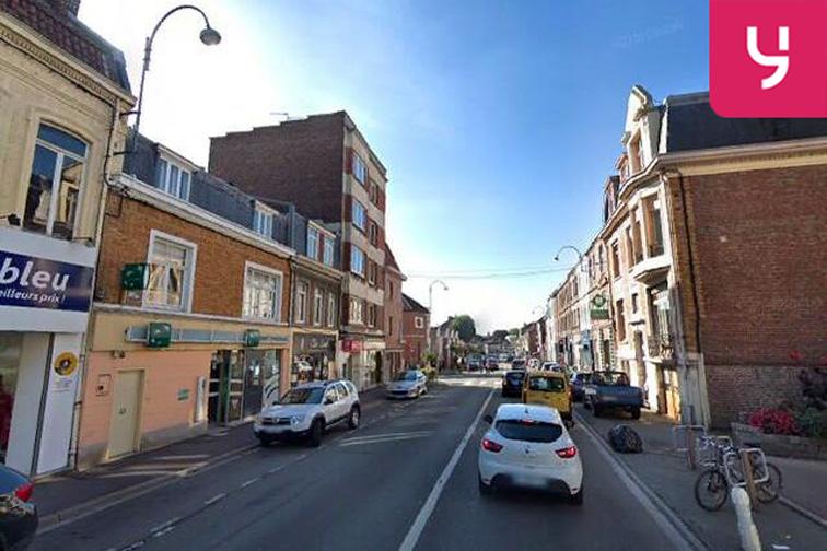 Parking Rue du Général de Gaulle - La Madeleine 24/24 7/7