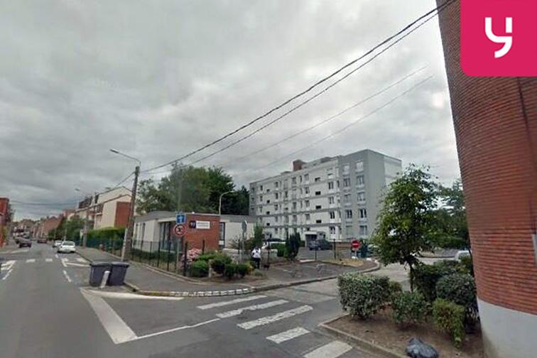 Parking Métro Lomme - Lambersart souterrain