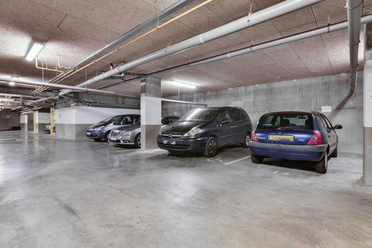 Parking Métro Fives - Rue De Lannoy - Lille caméra