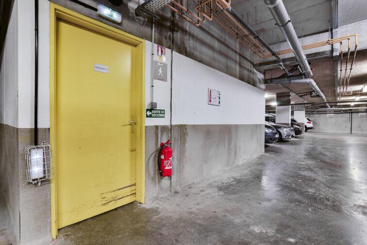 Parking Métro Fives - Rue De Lannoy - Lille garage
