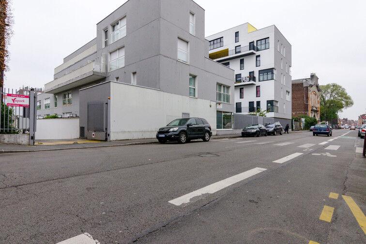 Parking Métro Fives - Rue De Lannoy - Lille souterrain