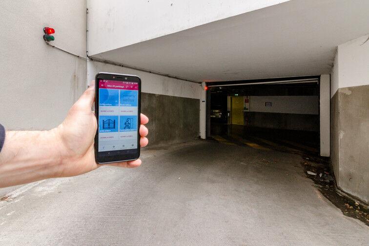 Parking Métro Fives - Rue De Lannoy - Lille sécurisé
