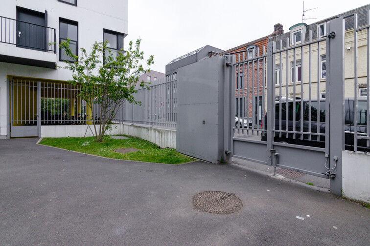 Parking Métro Fives - Rue De Lannoy - Lille avis