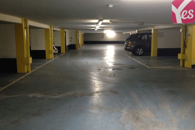 location parking Buers - Villeurbanne
