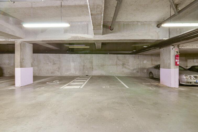 Parking Boulevard de Verdun - Porte de Valenciennes - Lille souterrain