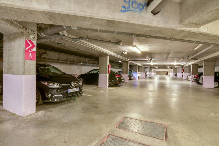 Parking Boulevard de Verdun - Porte de Valenciennes - Lille 24/24 7/7