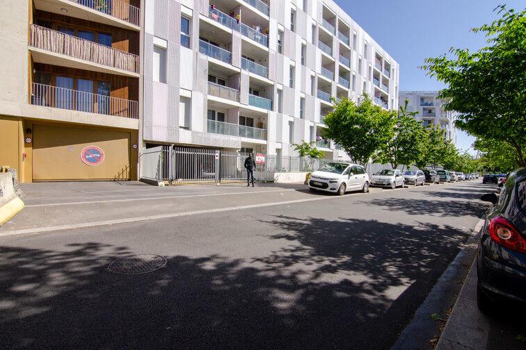 Parking Boulevard de Verdun - Porte de Valenciennes - Lille sécurisé