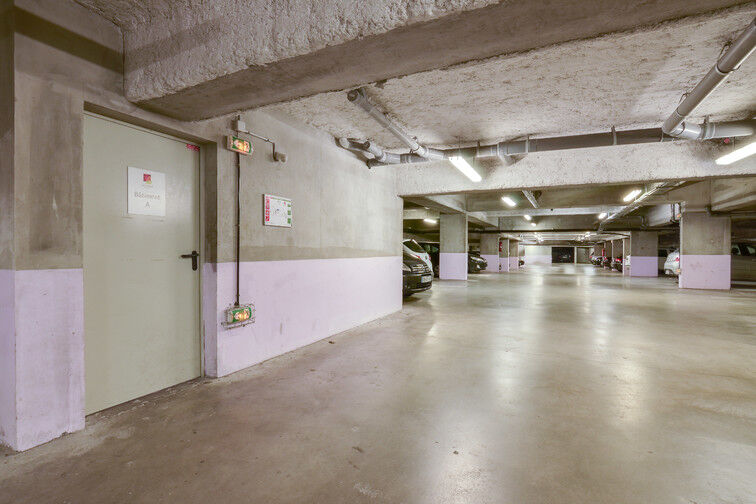 Parking Boulevard de Verdun - Porte de Valenciennes - Lille location mensuelle