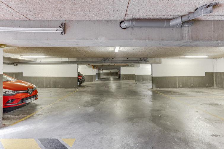 Parking Gare de Roubaix souterrain