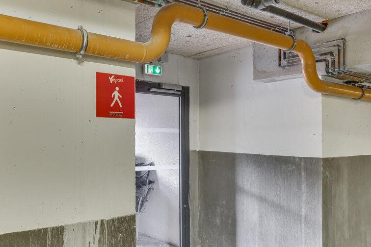 Parking Gare de Roubaix gardien