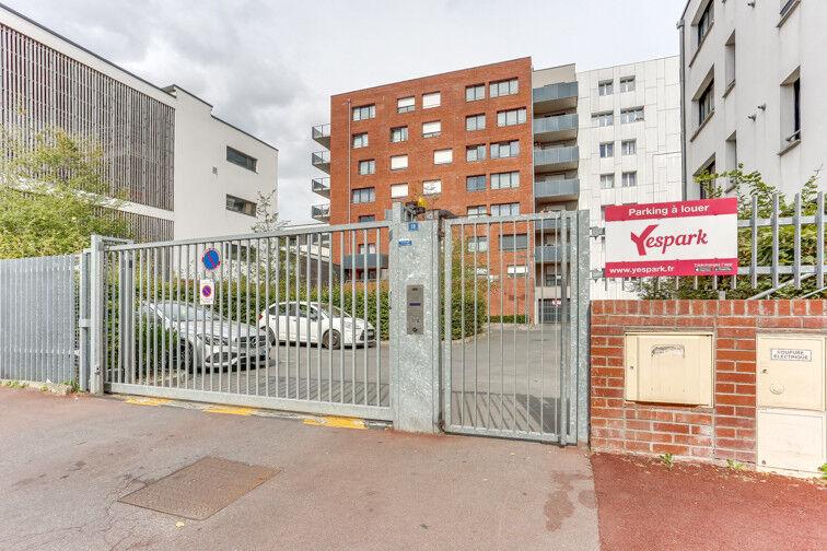 Parking Gare de Roubaix avis