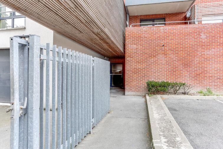 Parking Gare de Roubaix garage