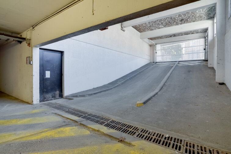 Parking Parc Lardemer - Rue Eugène Delacroix - Lille box