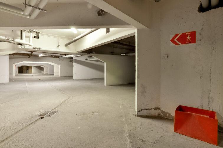 Parking Parc Lardemer - Rue Eugène Delacroix - Lille garage