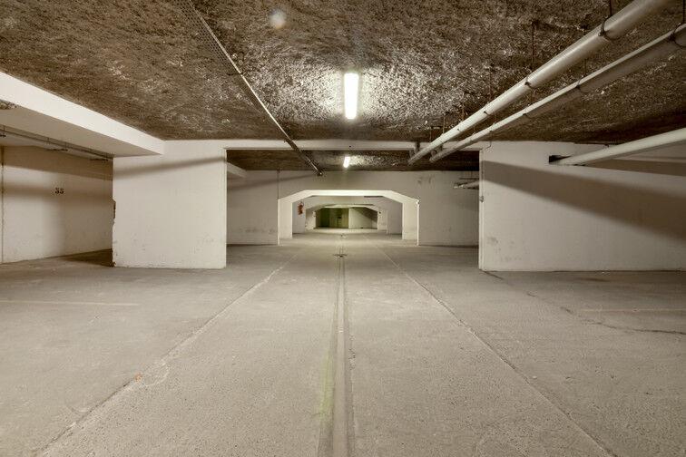 Parking Parc Lardemer - Rue Eugène Delacroix - Lille location mensuelle