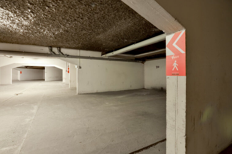 Parking Parc Lardemer - Rue Eugène Delacroix - Lille Lille