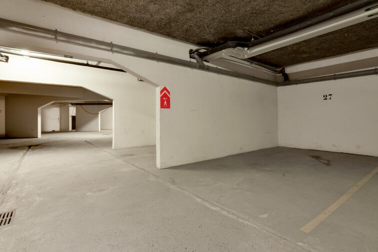 Parking Parc Lardemer - Rue Eugène Delacroix - Lille sécurisé