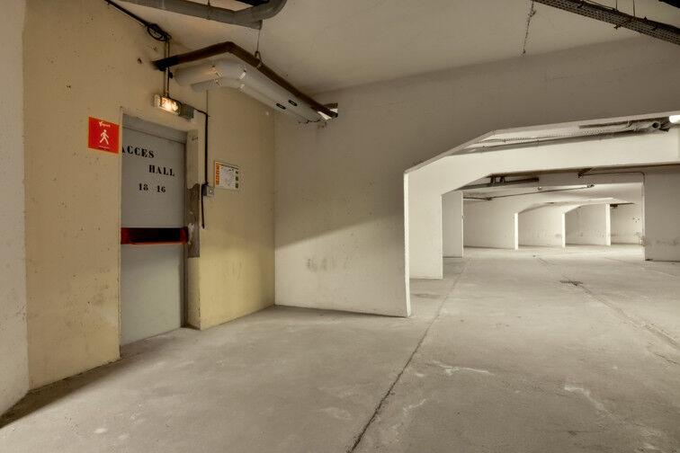 Parking Parc Lardemer - Rue Eugène Delacroix - Lille en location