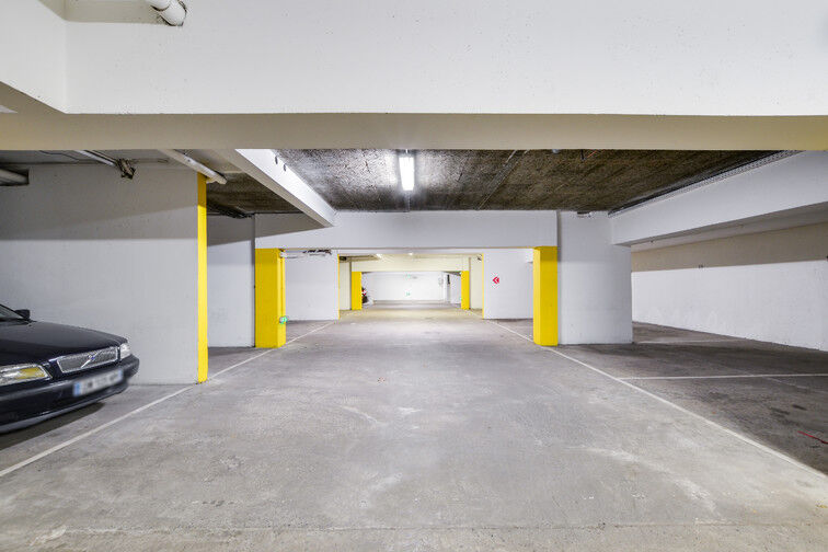 Parking Gare de Seclin - Place Paul Eluard garage