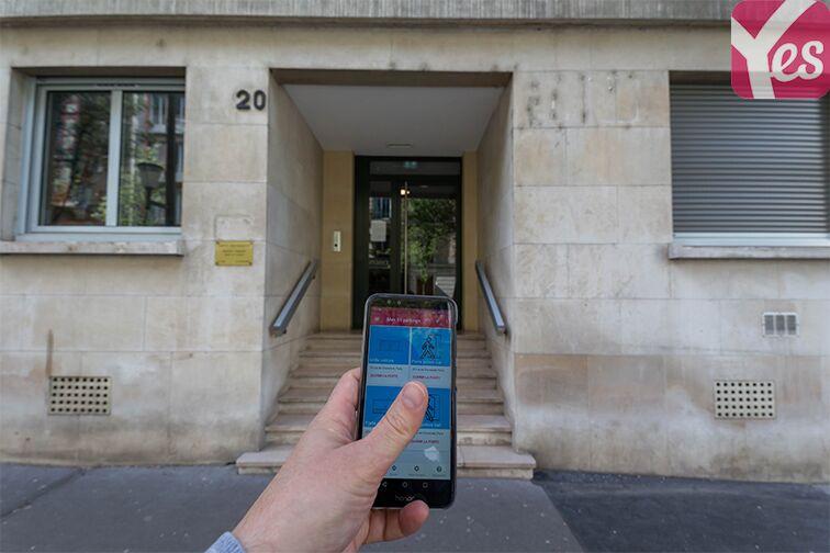 Parking Parc Georges Brassens - Convention - Paris box