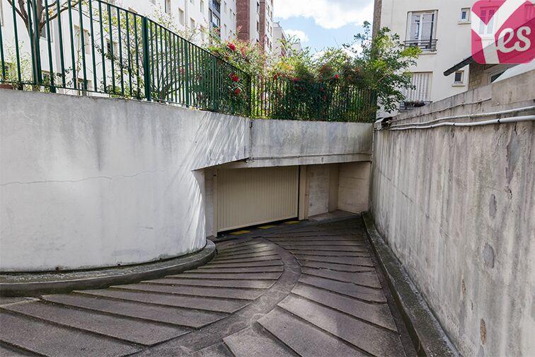 Parking Parc Georges Brassens - Convention - Paris sécurisé