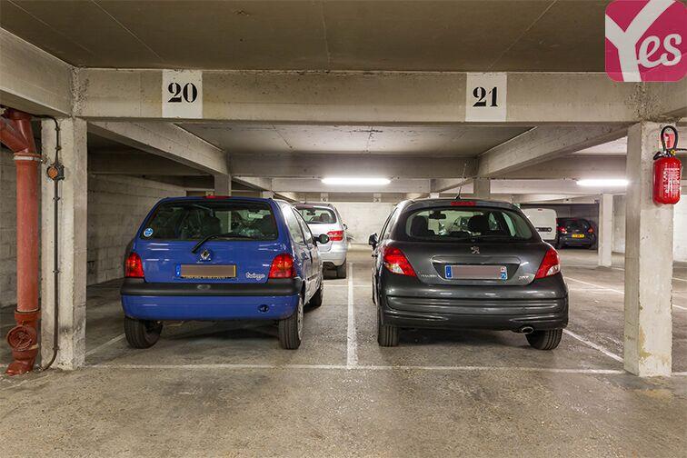 Parking Parc Georges Brassens - Convention - Paris 75015