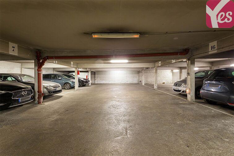 Parking Parc Georges Brassens - Convention - Paris pas cher