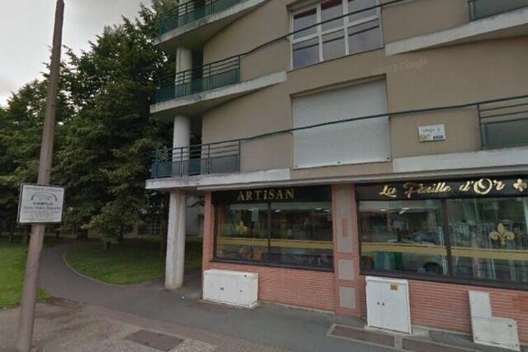 Parking Université - Esplanade - Orléans (box aérien) sécurisé