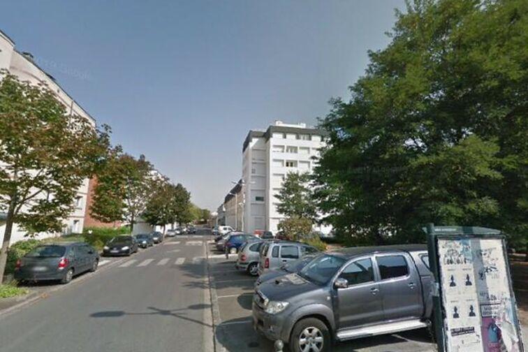 location parking Châteaudun-Bannier - Jacquard - Orléans (aérien)