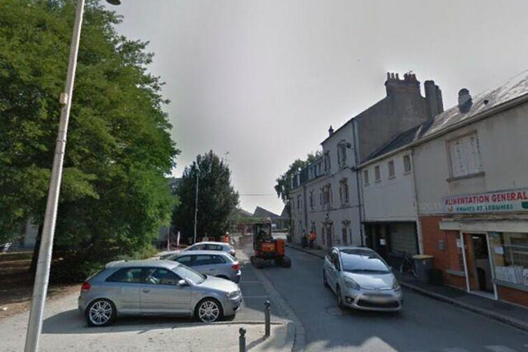 Parking Châteaudun-Bannier - Jacquard - Orléans (aérien) garage