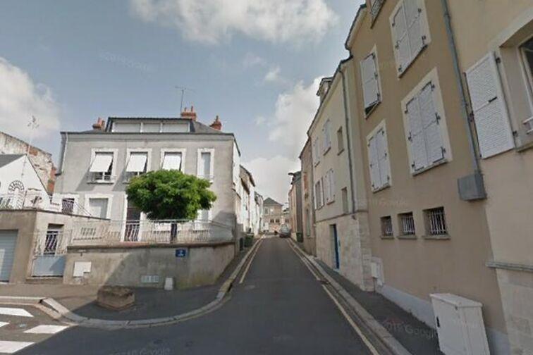 location parking Pont Maréchal Joffre - Creuse - Orléans (aérien)