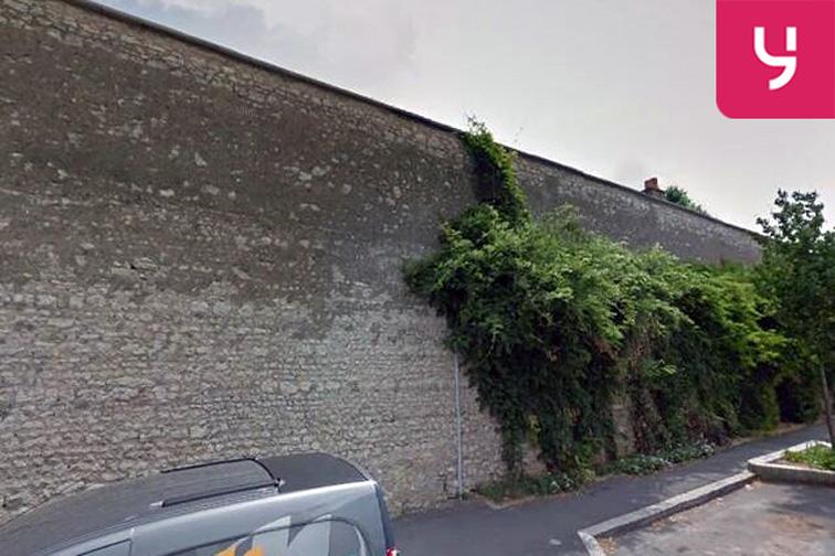 Parking Gare d'Orléans - Murlins - Orléans (aérien) location