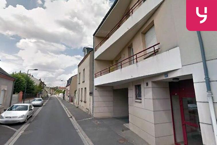 Parking Parc de la Pommes de Pin - Ligneaux - Orléans (aérien) avis